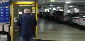 Parken am Bahnhof Mannheim