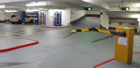 Parkhaus C1 Mannheim