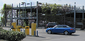 Parken am City Airport
