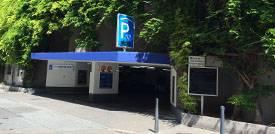 Parkhaus N1 und N2